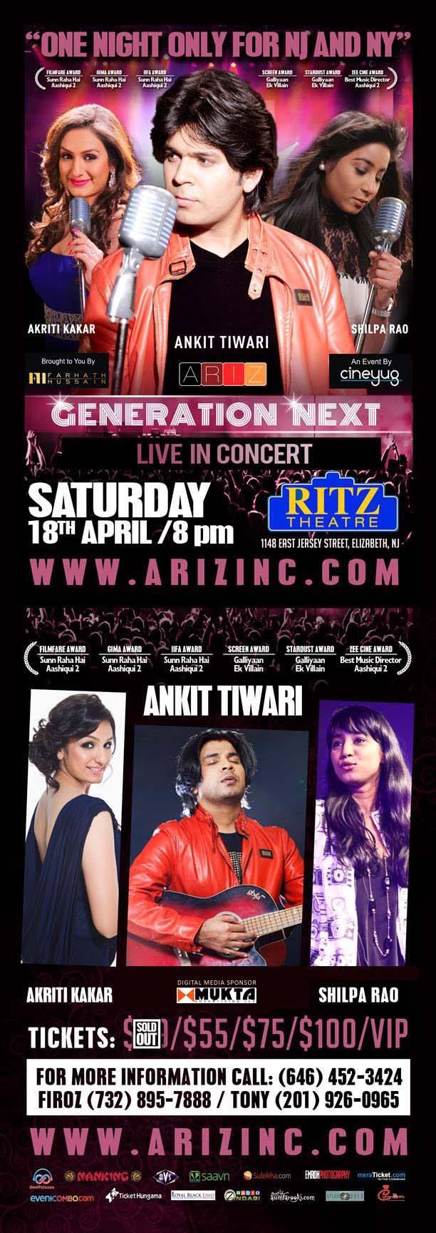 gen next concert